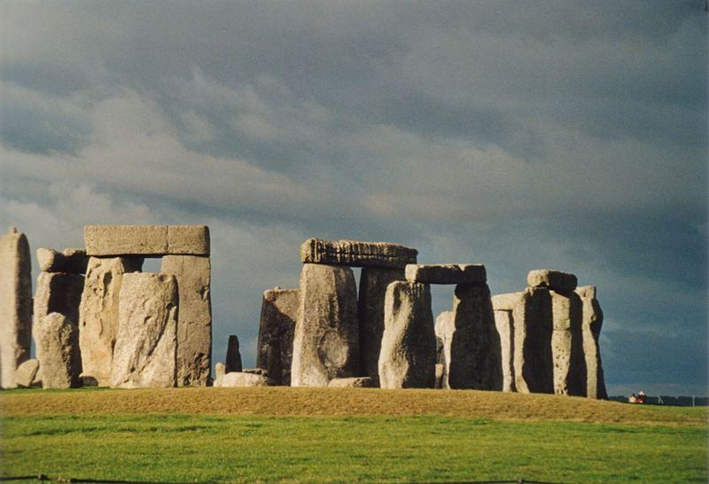 Stonehenge front half