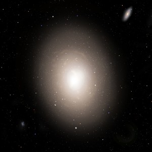 Artists conception of an Elliptical Galaxy_ Credit - David A_ Aguilar (CfA)