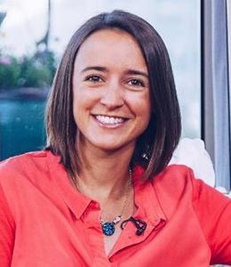 Portrait of Imogen Whittam