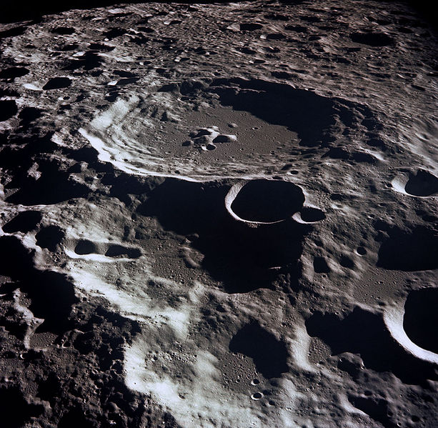 Moon-Craters