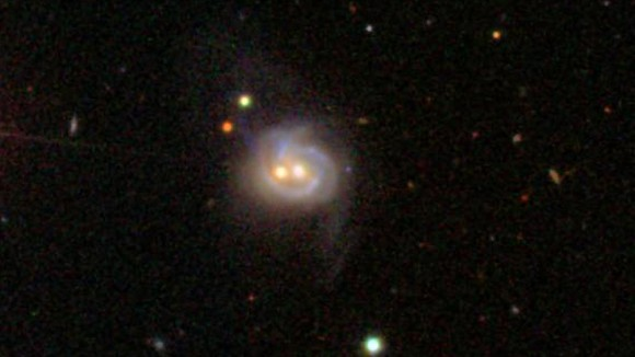 NGC 3758, recently discovered to have a double AGN