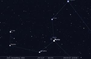 Vesta - finder