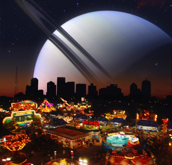 The Carnival of Space.  Image credit: Jason Major