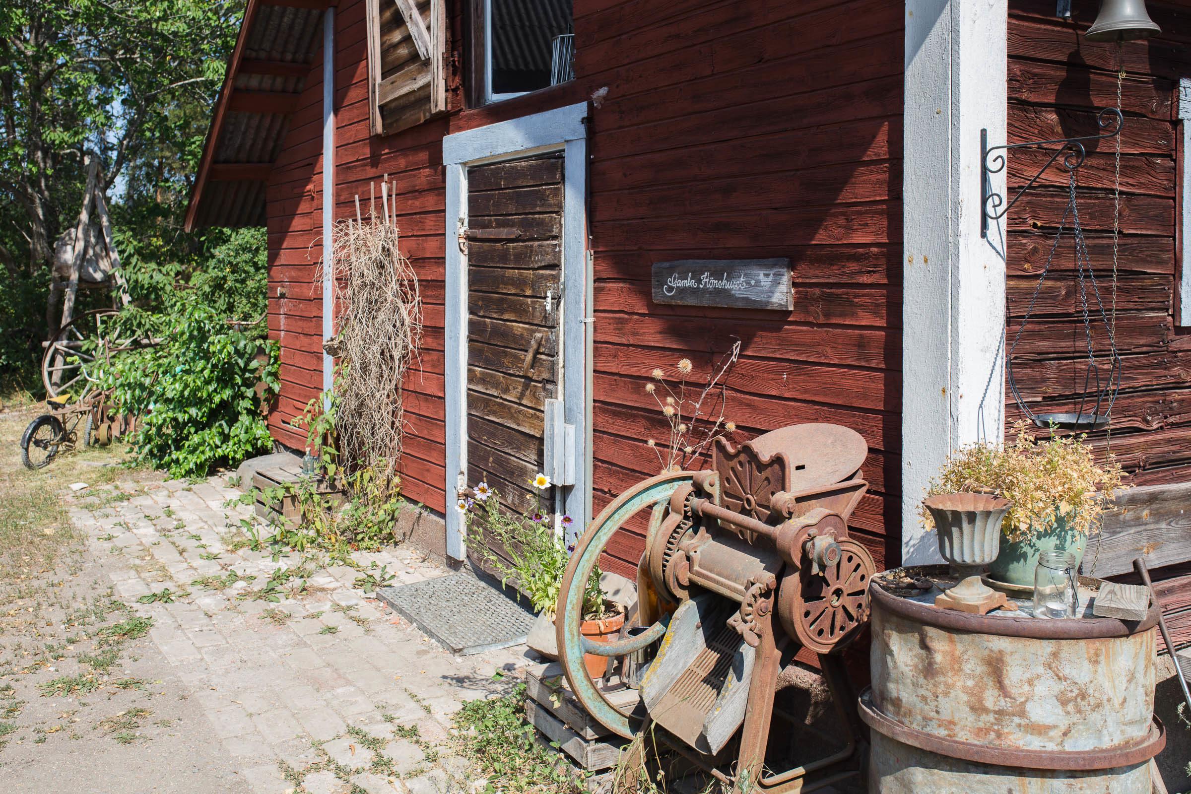 Utflykt till Rosenhill på Ekerö