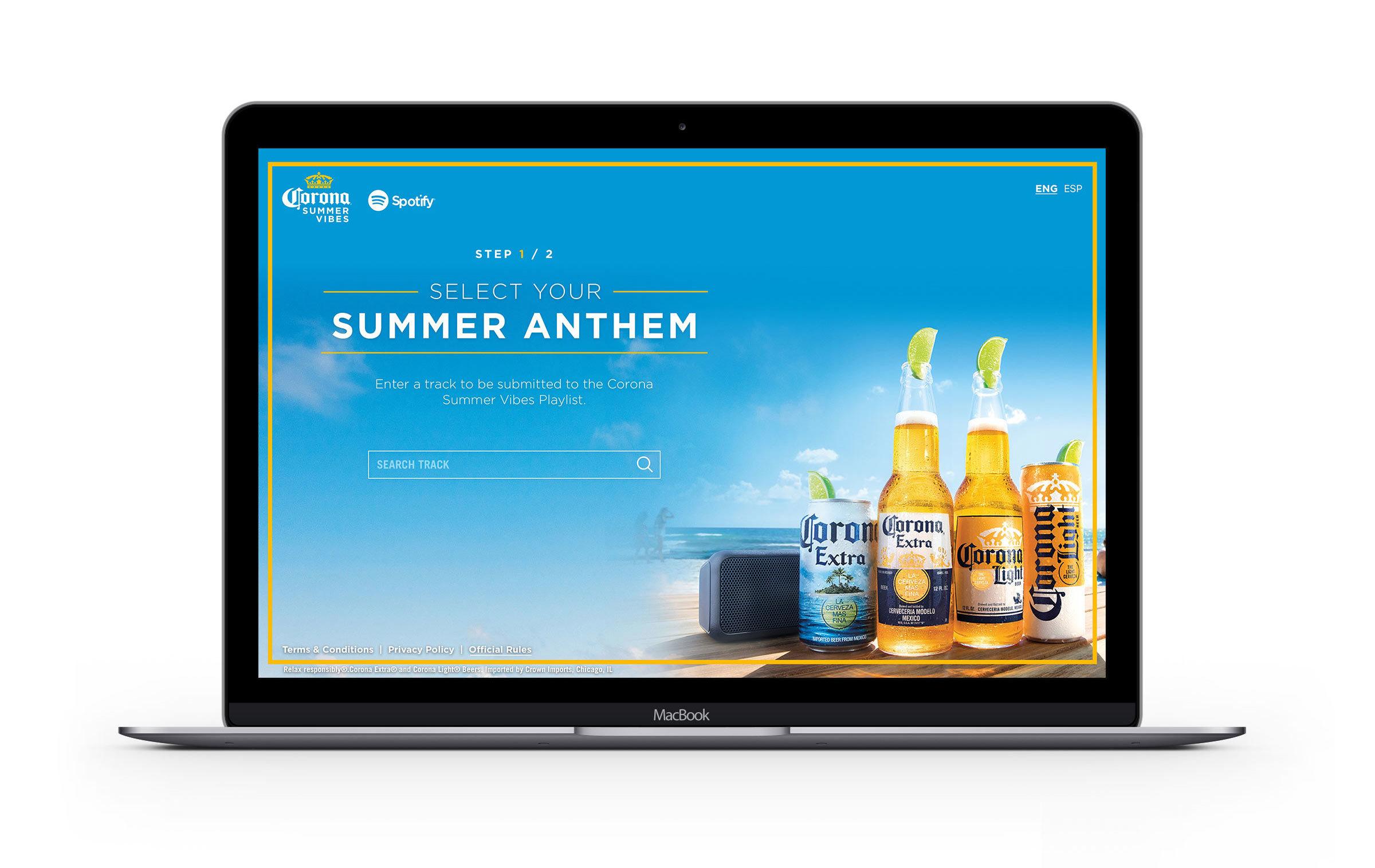 Corona Summer Vibes
