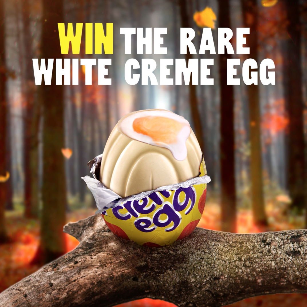Cadbury Creme Egg: Hunting Season