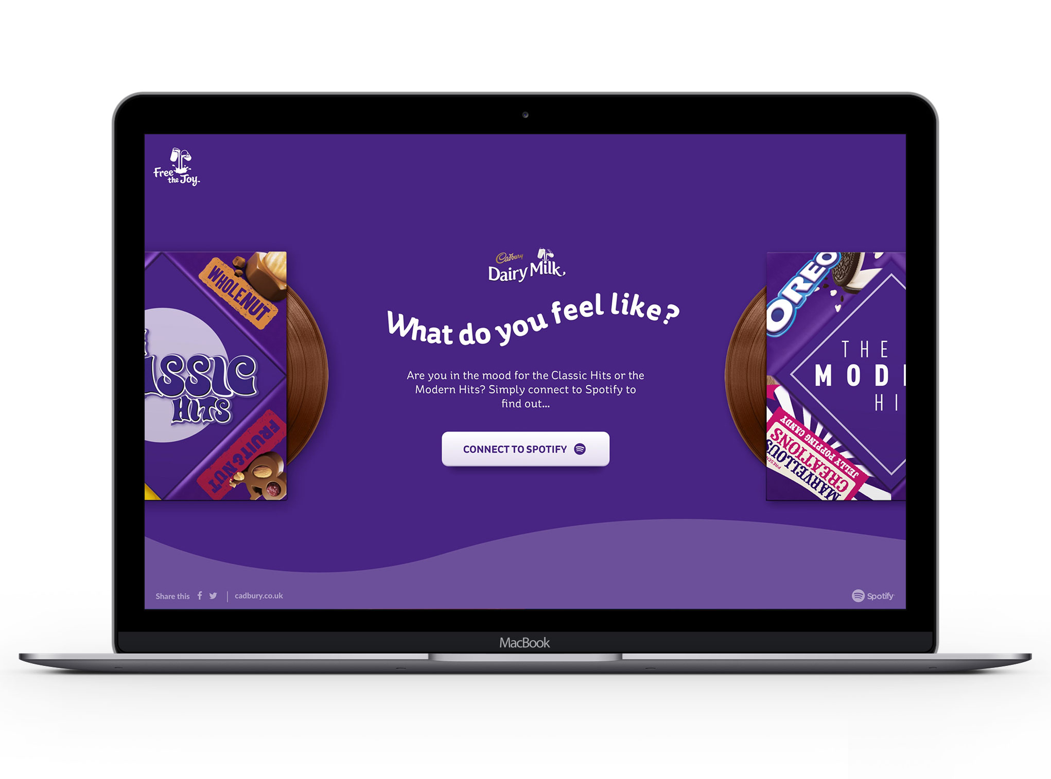 Cadbury Dairy Milk - Classic vs Modern (Digital)