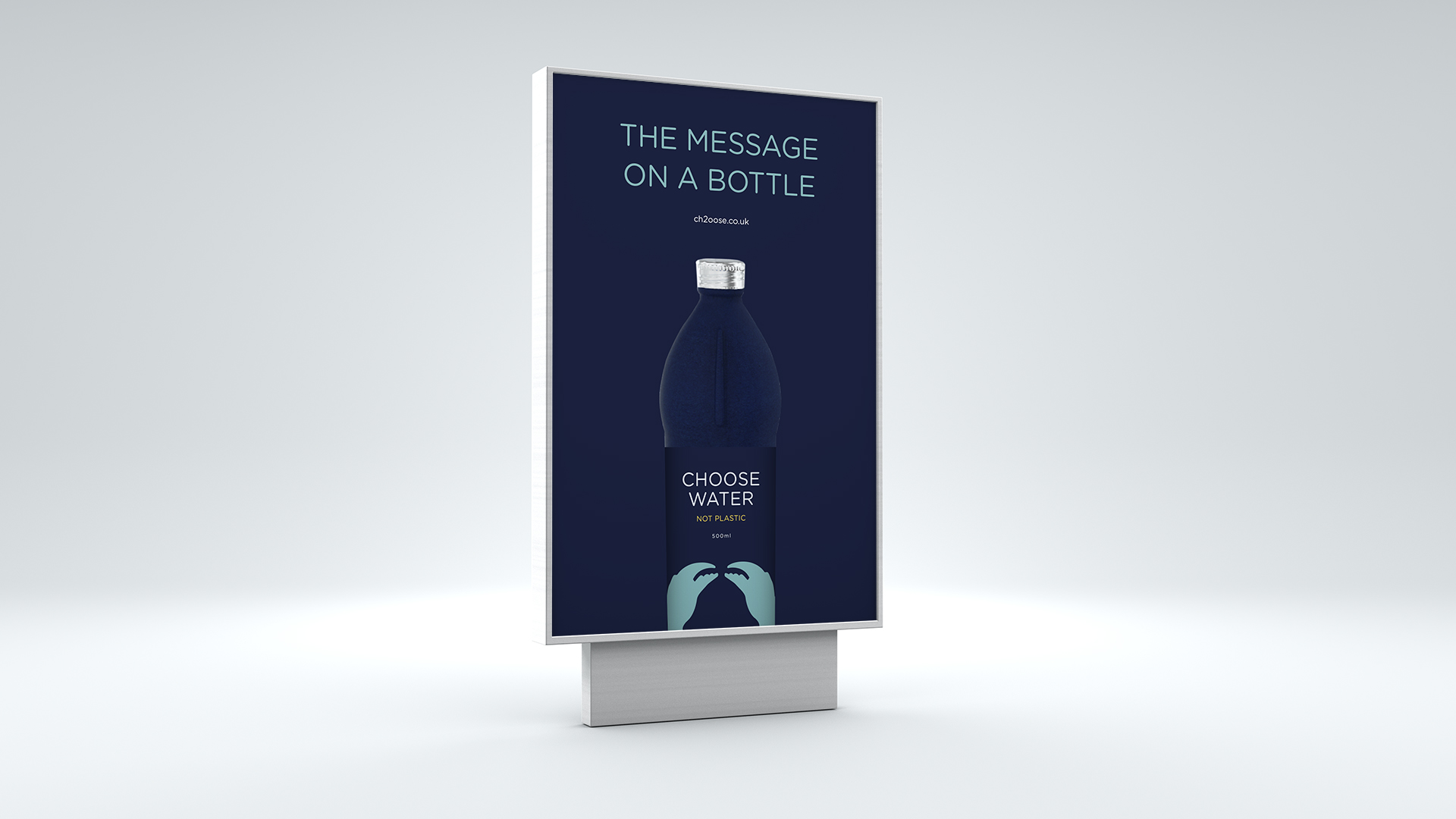 f0b0f45307 venturethree and Choose Water Unveil Branding for Plastic-Free Water ...