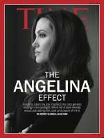 Le syndrome d'Angelina Jolie