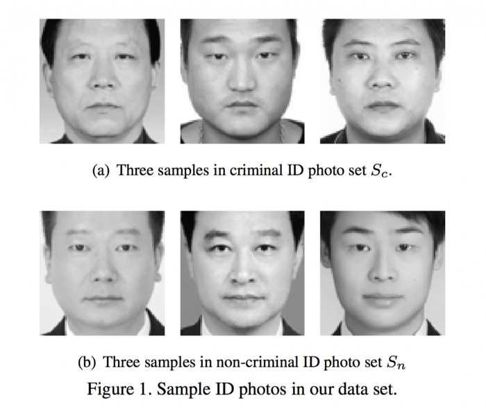 Un papier sur arXiv prétend qu'un algorithme peut détecter des criminels selon les caractéristiques faciales. Oui, ils ont utilisé la phrénologie qui est une pseudoscience dans une intelligence artificielle