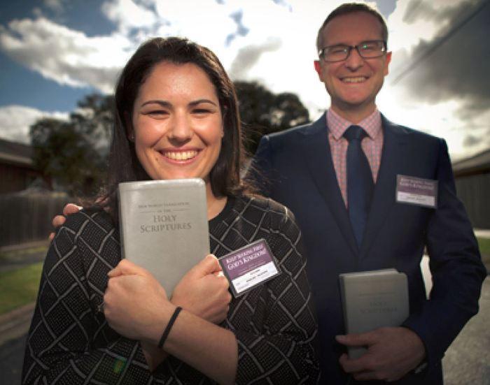 Les Témoins de Jéhovah sont connus pour leur évangélisation via le porte-à-porte