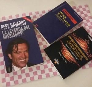 Libros tesis,  libros y artículos sobre información y humor