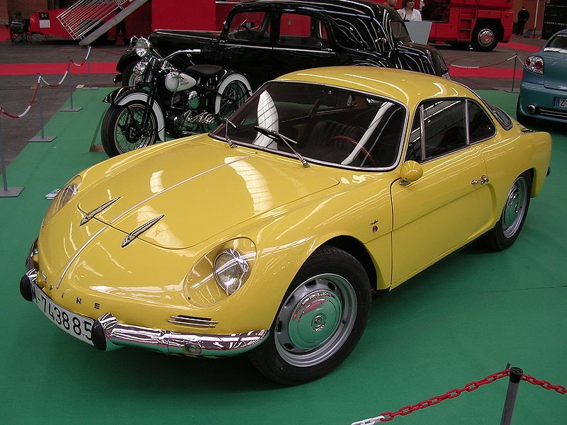 Alpine A110 Berlinette (1962–1967)