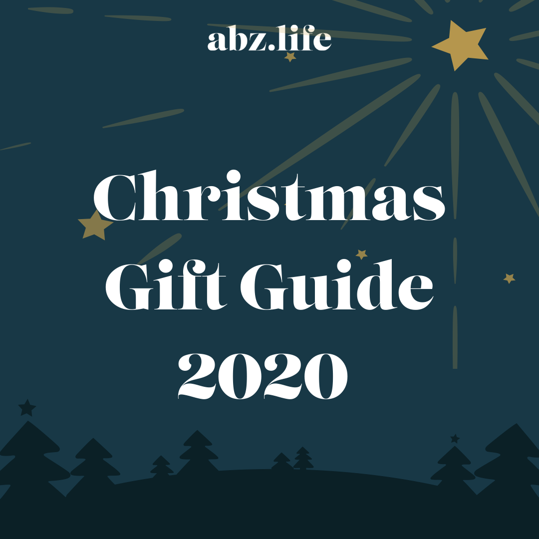 Abz.life Christmas Market Gift Guide 2020