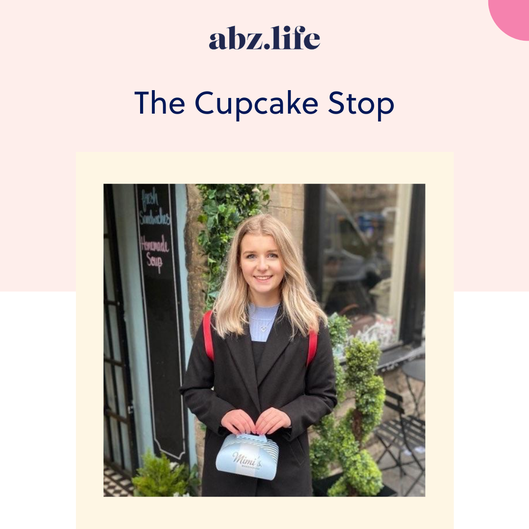 Meet Jemma from The Cupcake Stop