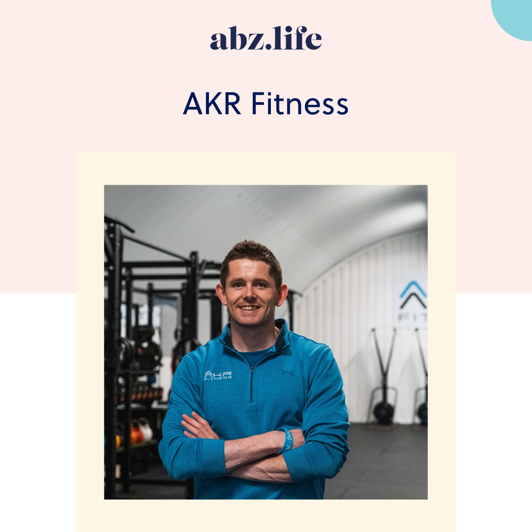 The AKR Fitness story: inspiration and fitness tips from Mike MacDonald