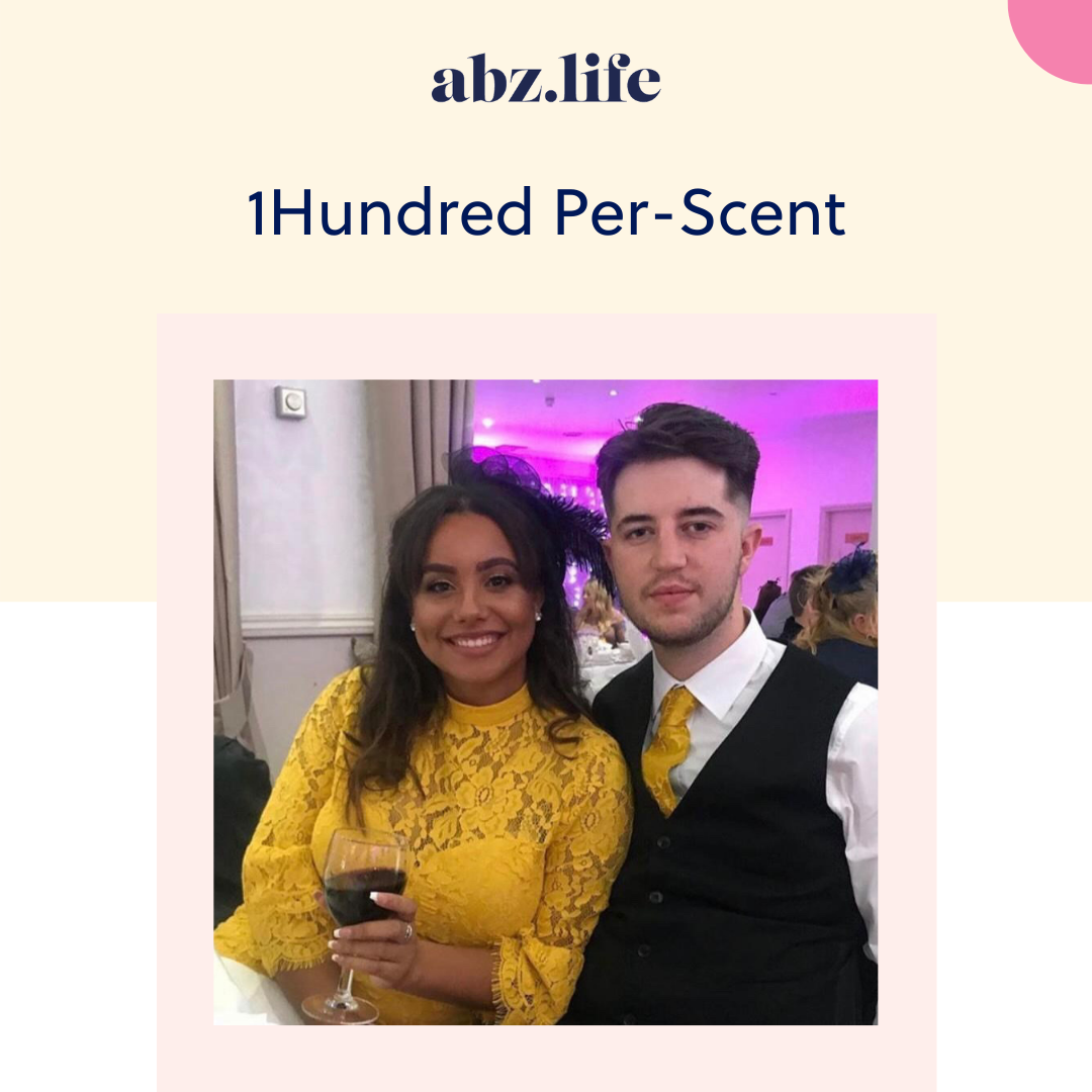 Get to know 1Hundred Per-Scent