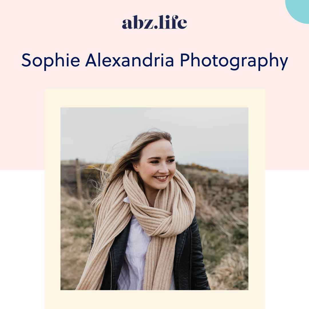 Meet Sophie from Sophie Alexandria Photography