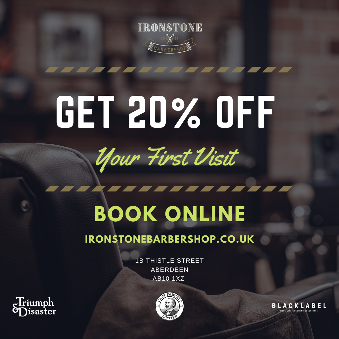 GET 20% OFF YOUR FIRST VISIT