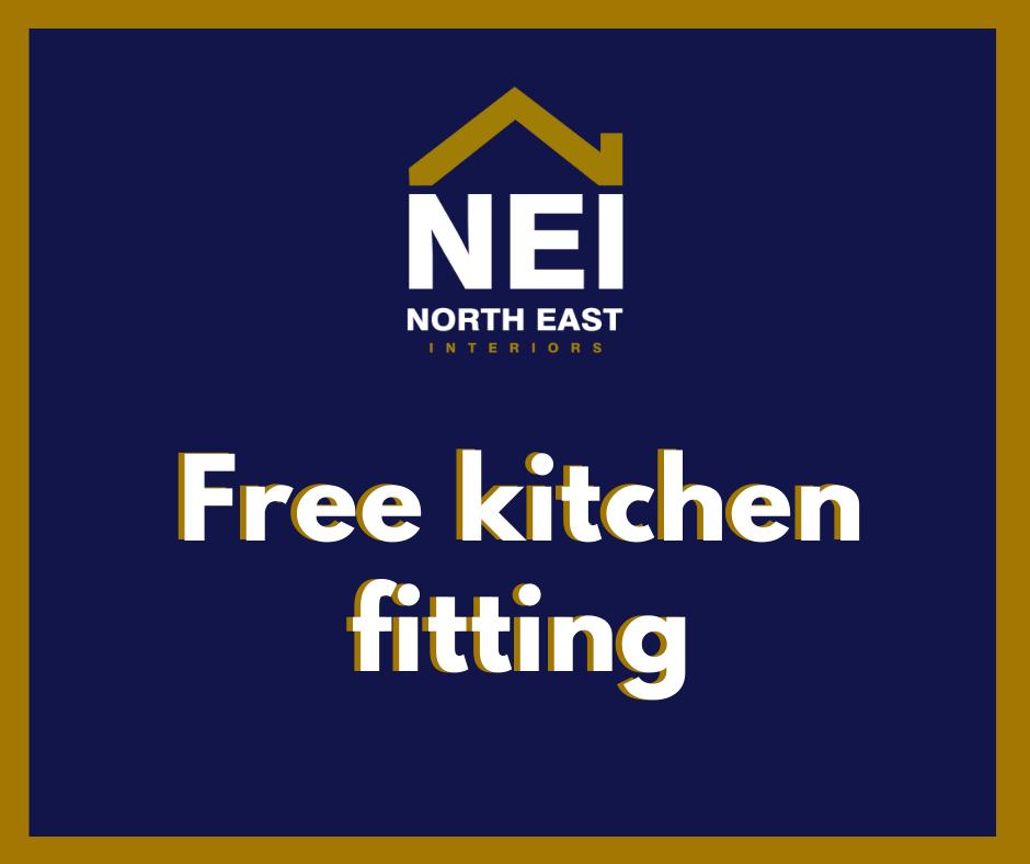 Free kitchen fittings