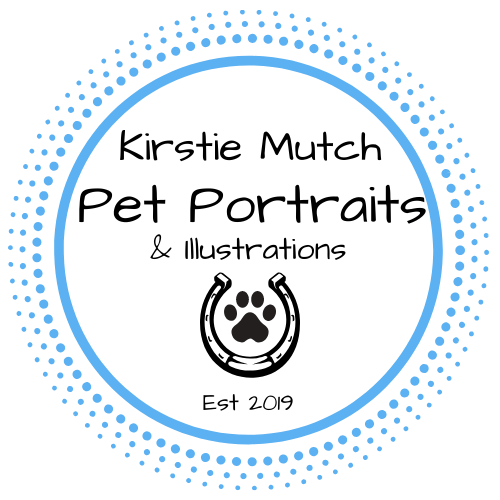 Kirstie Mutch Pet Portraits and Illustrations