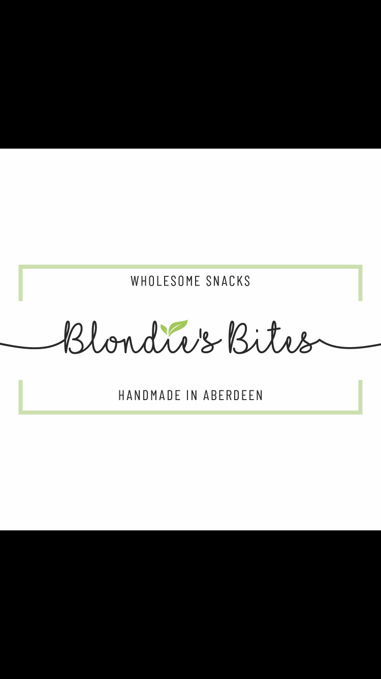 Blondies Bites