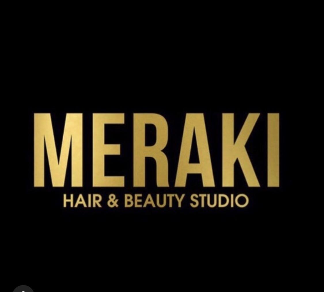 Meraki hair and beauty studio