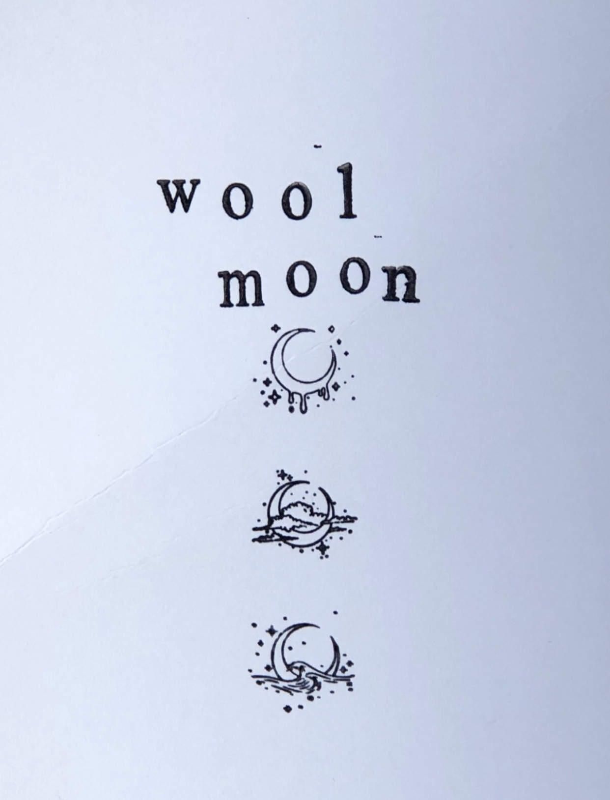 woolmoon designs