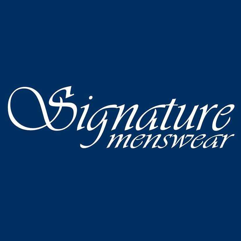 Signature Menswear