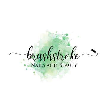 Brushstroke Nails and Beauty