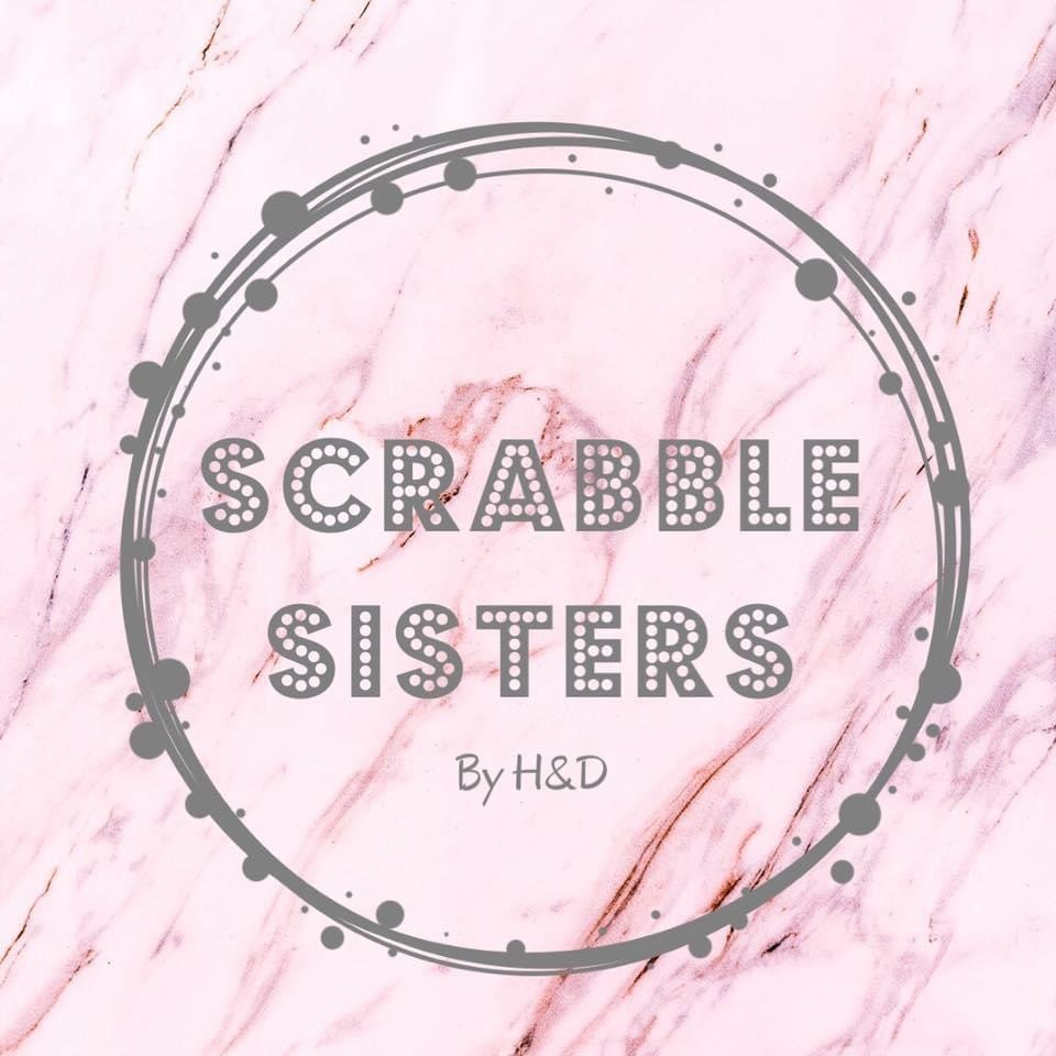 Scrabble Sisters by H & D