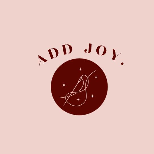 Add Joy.