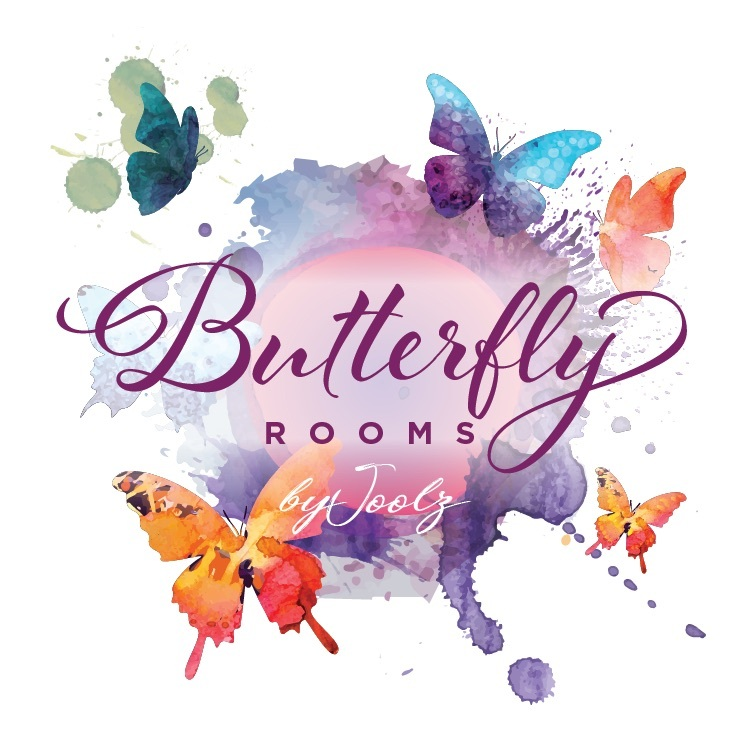 Butterfly Rooms by Joolz