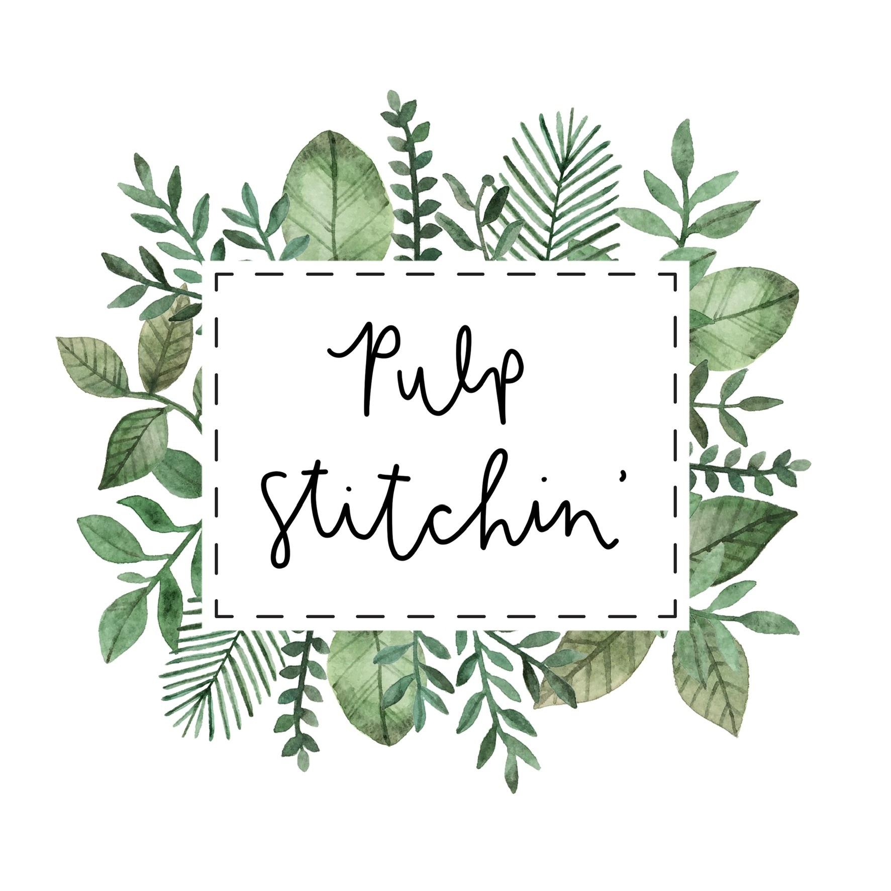 Pulp Stitchin'