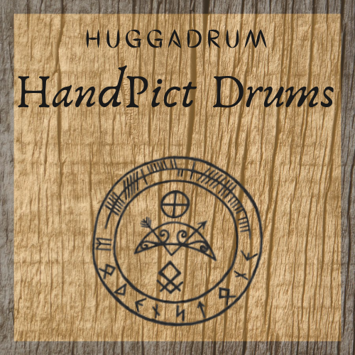 Huggadrum HandPict Drums
