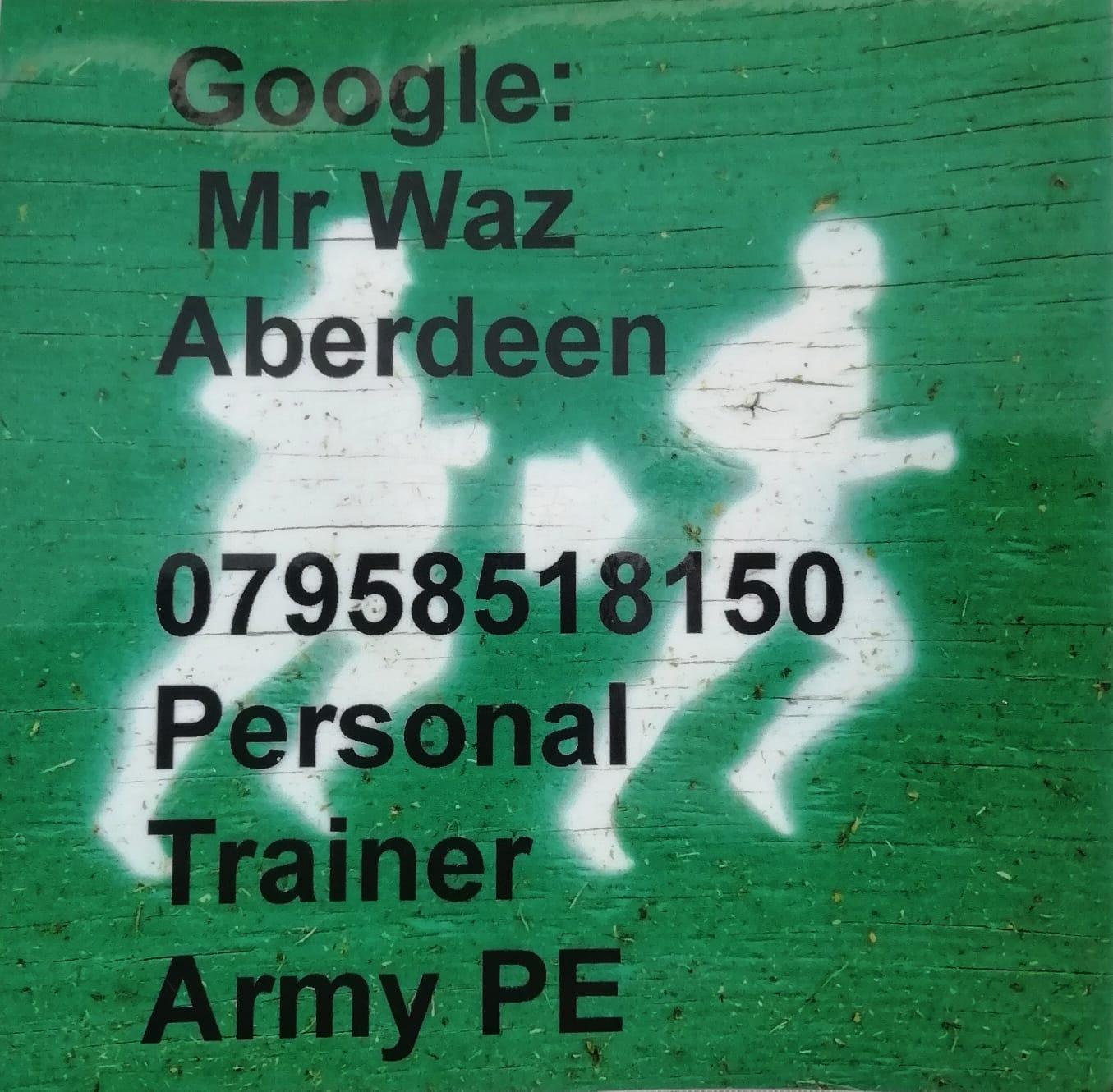 Personal Trainer & Kickboxing Aberdeen