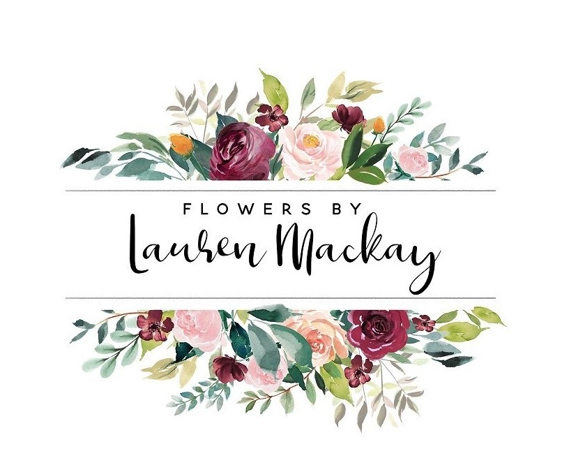 Flowers by Lauren Mackay