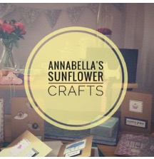 Annabella's Sunflower Crafts