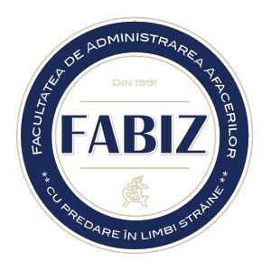 Emblema Facultatea de Administrarea Afacerilor, cu predare în limbi străine