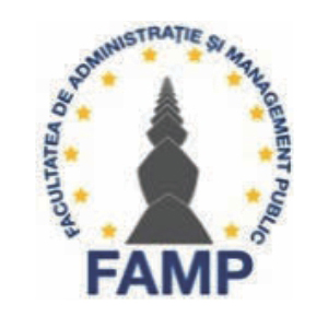 Emblema Facultatea de Administrație și Management Public