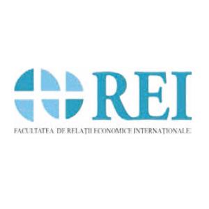 Emblema Facultatea de Relaţii Economice Internaţionale