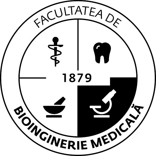 Emblema Facultatea de Bioinginerie Medicală