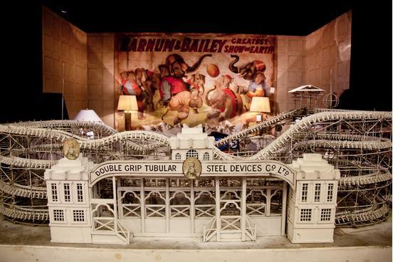M&O Rollercoaster