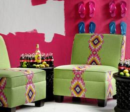 Brompton_chairs_upholstered_in_Cruz_Cactus
