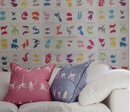 monkey_puzzle_bluebell___monkey_puzzle_pink_cushions