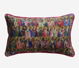 National_Gallery_Saints_Velvet_Cushion_Front