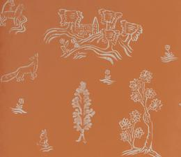 Wychwood_Melon_Orange_Wallpaper