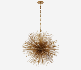 Strada_Medium_Round_Pendant_Light_in_Gild