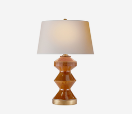 Weller_Zig_Zag_Table_Lamp_in_Shanghai_Brown