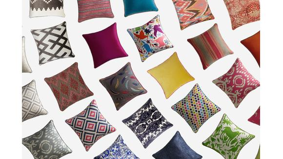 kaleidoscope of cushions homepage banner